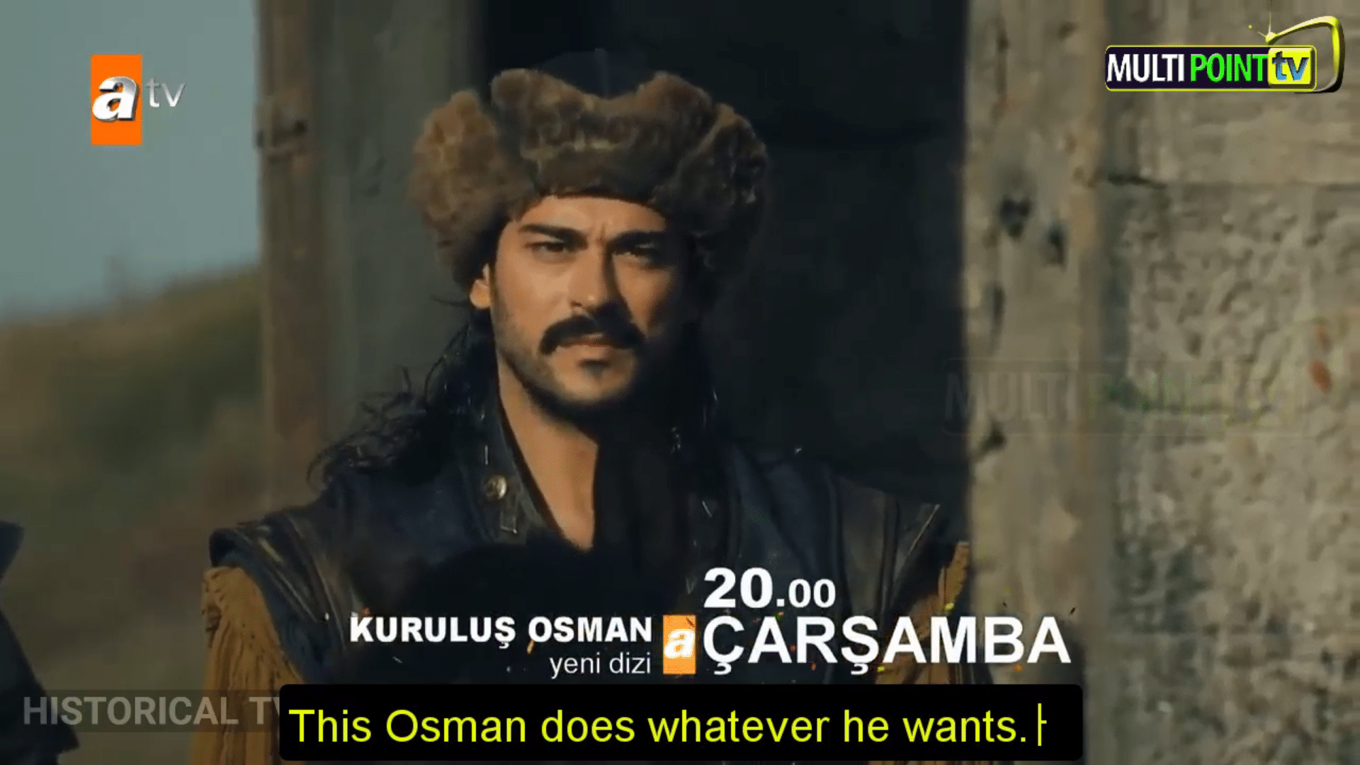 Kurulus Osman with Subtitles: 1×8