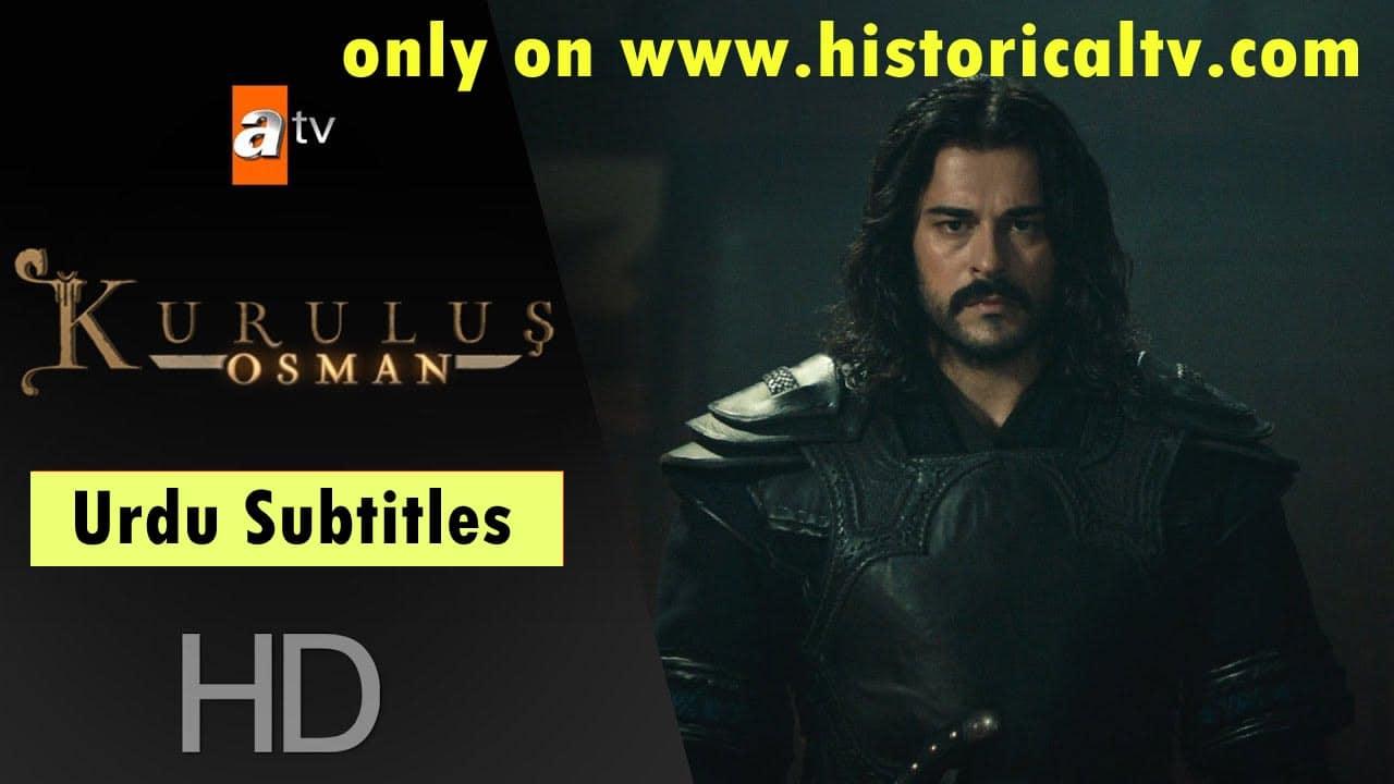 Kurulus Osman with Subtitles: 1×7