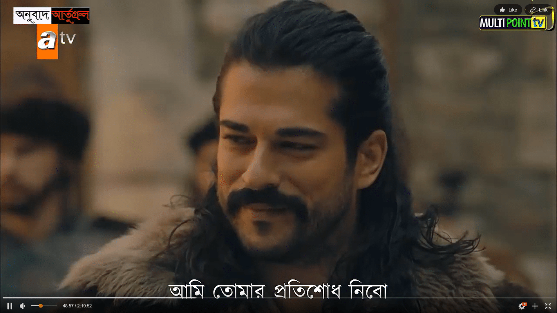 Kurulus Osman Bangla Subtitles: 1×15