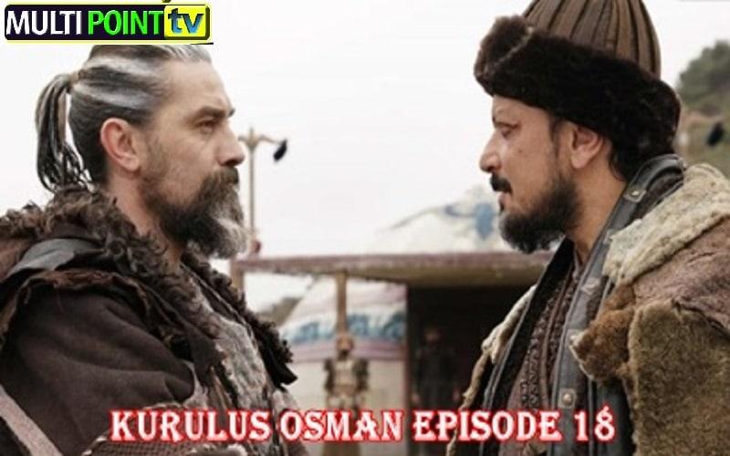 Kurulus Osman with English Subtitles: 1×18