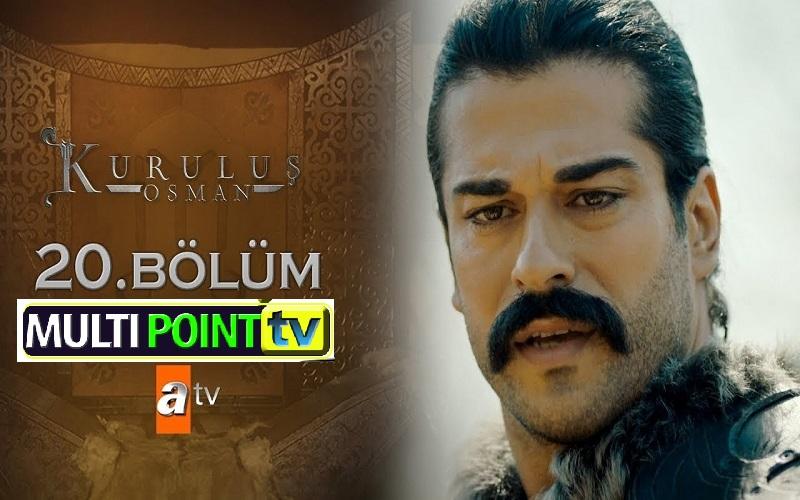 Kurulus Osman Episode 20 Bangla Subtitles