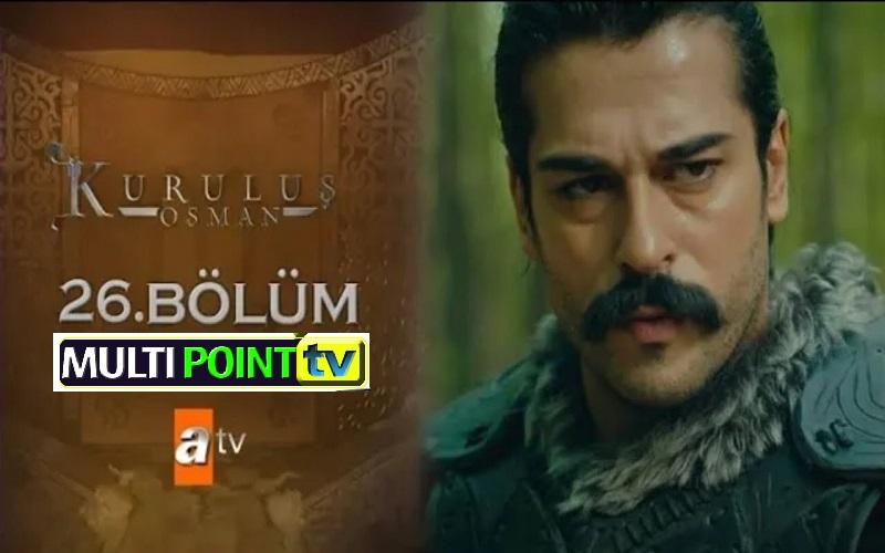 Kurulus Osman Episode 26 English Subtitles