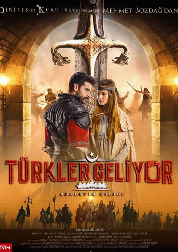 Türkler geliyor: Adaletin Kılıcı with English Subtitles