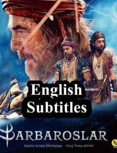 Barbaroslar: Sword of the Mediterranean English Subtitles