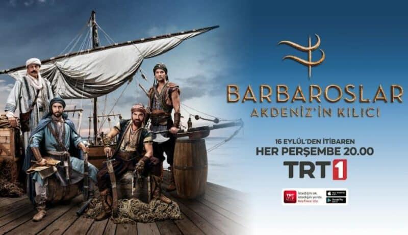 Barbaroslar English Subtitles Episode 2